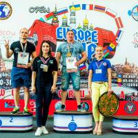 OPEN EUROPE CUP WPA / AWPA / WAA - 2019<br/>(часть 1) (Фото №#0813)