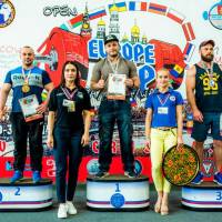 OPEN EUROPE CUP WPA / AWPA / WAA - 2019<br/>(часть 1) (Фото №#0814)